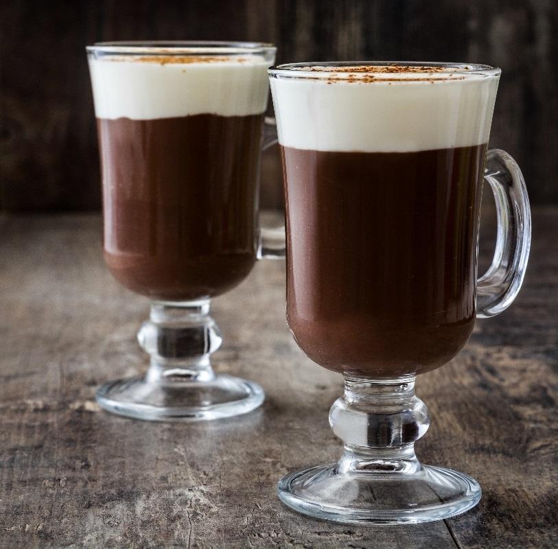 ирландский кофе с ликером