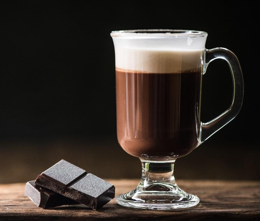 классический кофе с ликером