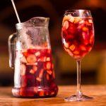 домашнее вино Сангрия