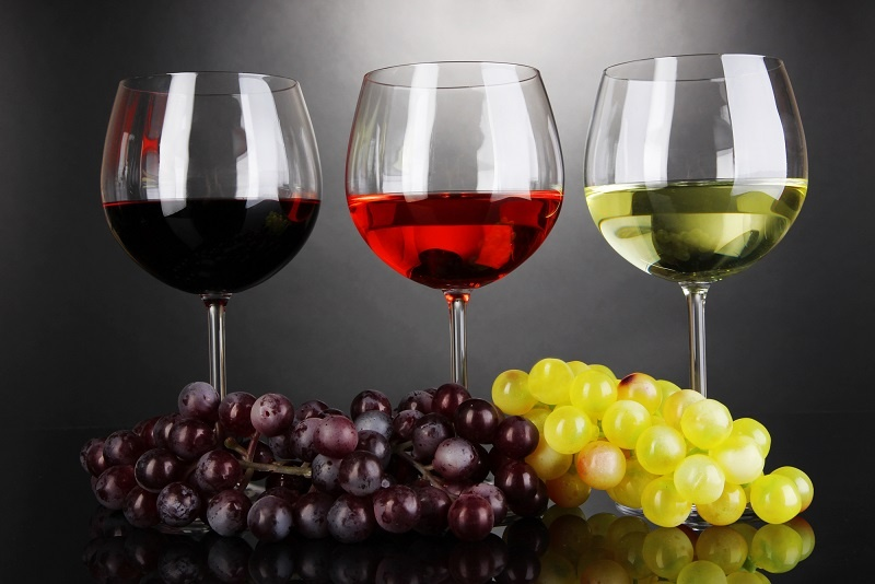 какие бывают французские вина