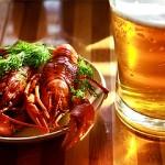 рецепт раков к пиву