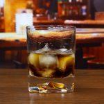 фото алкогольного коктейля черный русский