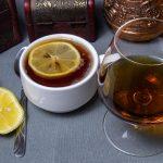 фото чая с коньяком