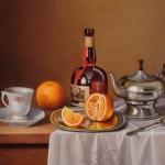 рецепт чая с коньяком в домашних условиях