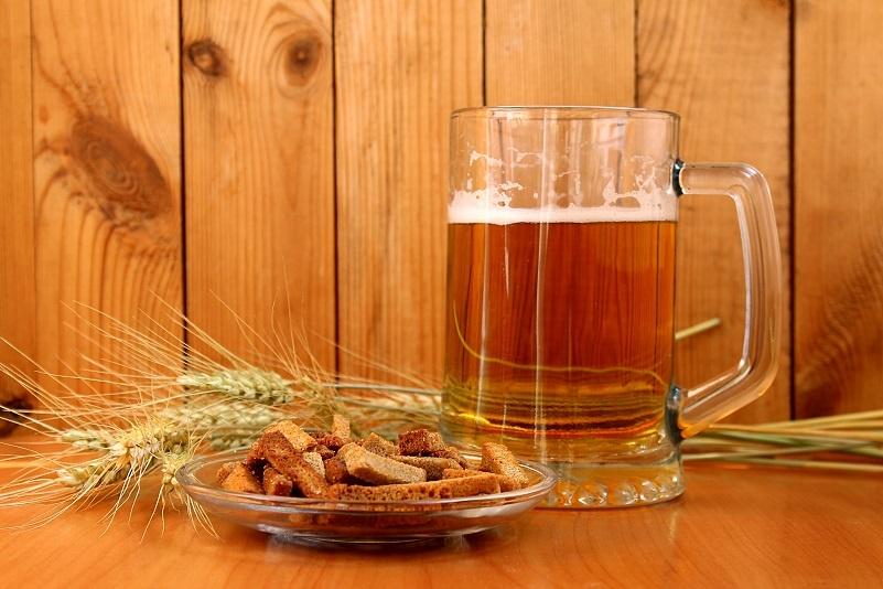 фото сухариков к пиву из мультиварки