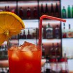 фото алкогольного коктейля текила санрайз