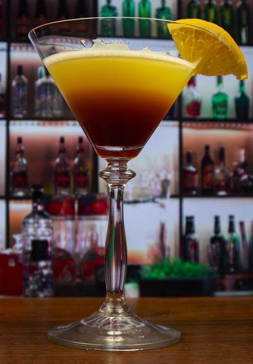 фото коктейля текила сансет