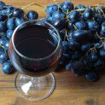 фото домашнего сухого вина из винограда