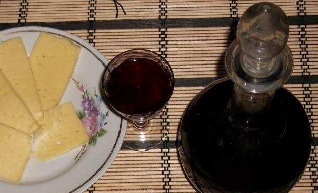 Сухое виноградное вино в домашних условиях - рецепт без сахара