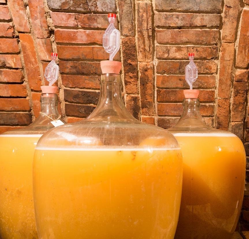 магазинный гидрозатвор для вина и браги