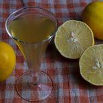 фото самодельного лимонного ликера
