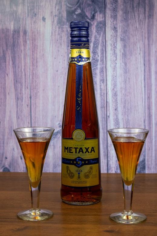 фото алкогольного напитка метакса