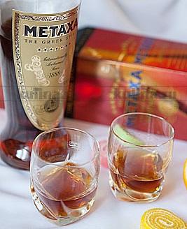 метакса рецепты коктейлей