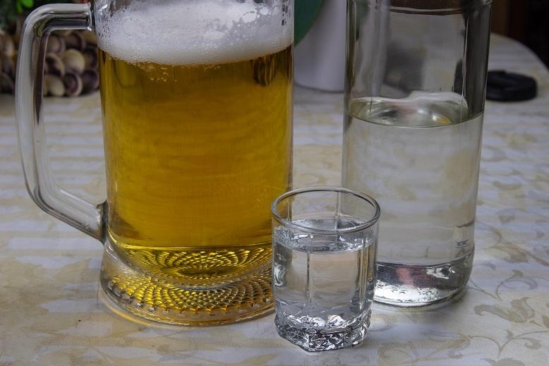 самогон из пива фото