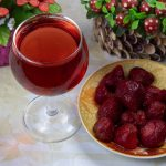 домашнее клубничное вино