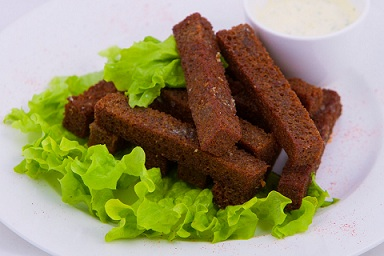 чесночные гренки рецепт шпалы с фото