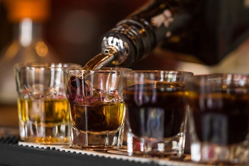 как разбавлять ликеры другим алкоголем