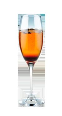 коктейль шампанское с ликером