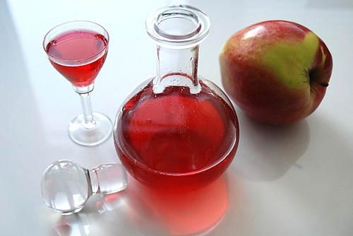 клюква на спирту без сахара