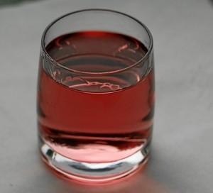 малина на водке