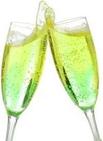 шампанское с абсентом