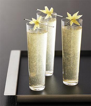 коктейль шампанское с водкой