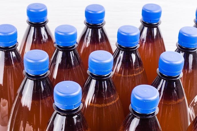 домашнее пиво в пластиковых бутылках