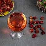 домашнее земляничное вино