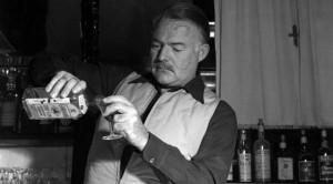 Эрнест Хемингуэй любил выпить