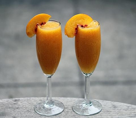 коктейли из вина и шампанского рецепты