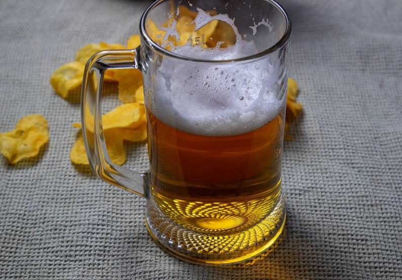 фото классического пива, сваренного в домашних условиях