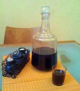 рецепт наливки из черемухи