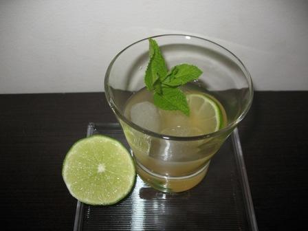 коктейль порто лайм
