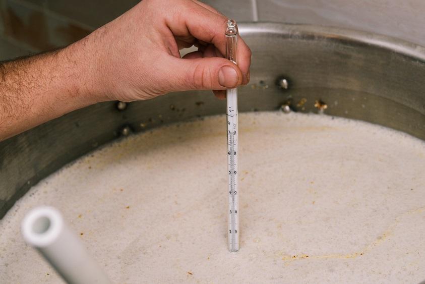 температурные паузы при варке пива