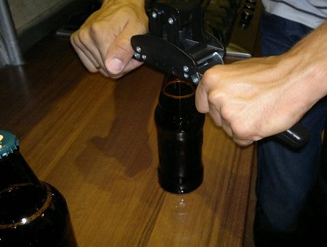 как закрывать пробки пива