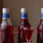 рецепт настойки водки на варенье