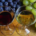фото домашних виноградных настоек