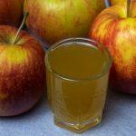 фото домашней яблочной наливки