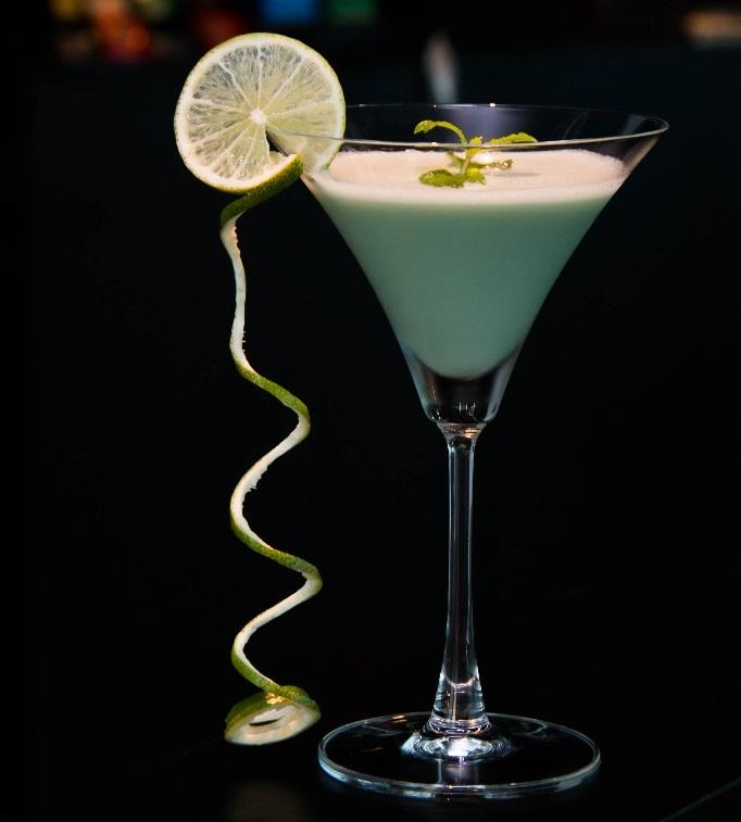 коктейль кузнечик фото