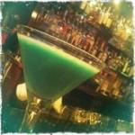 коктейль зеленый кузнечик