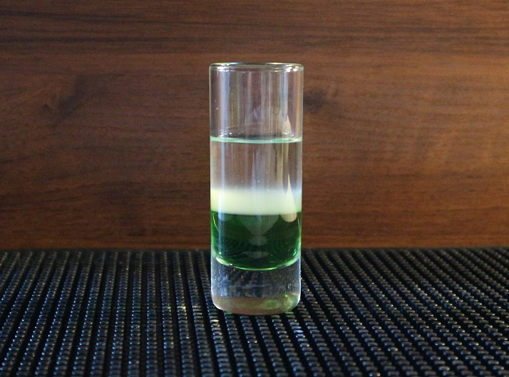 фото коктейля Зеленый мексиканец