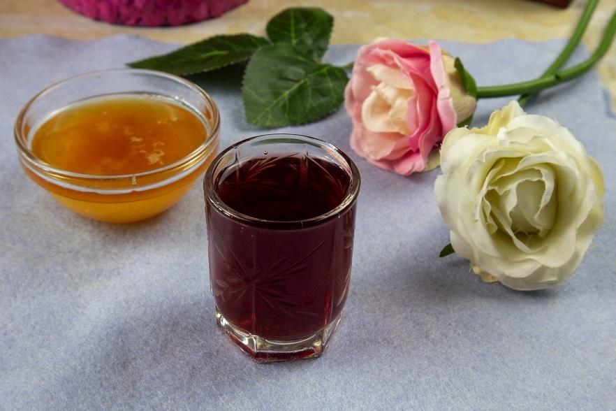 настойка из черноплодки с медом
