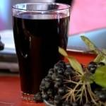 рецепт настойки из черноплодной рябины