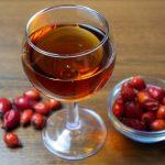 фото шиповникового вина