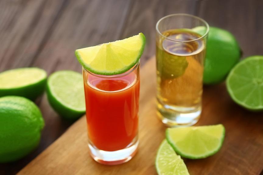 фото как пить текилу с сангритой