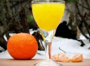 рецепт от даши малаховой водка с мандаринами+сахар+вода
