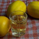 фото лимонной настойки