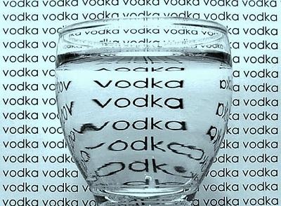алкоголизм и водка