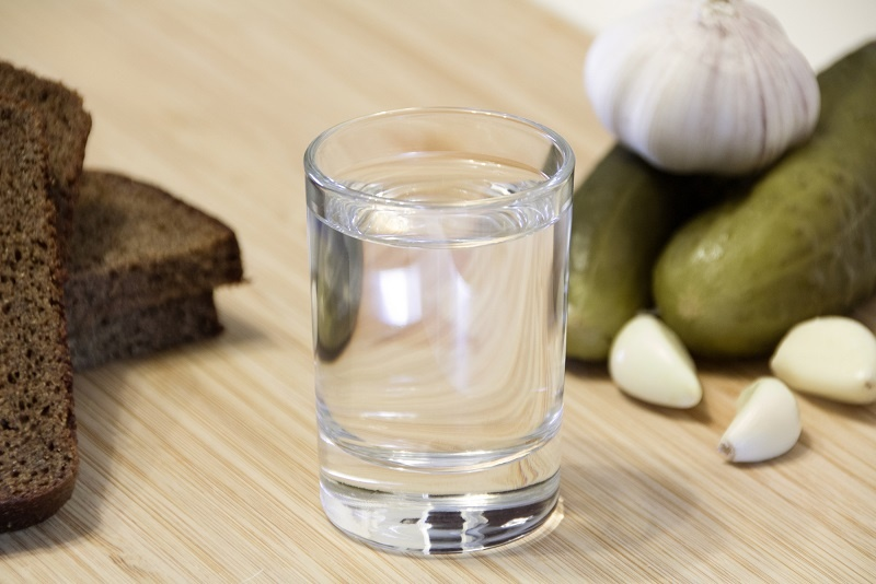 вызывает ли водка привыкание