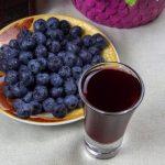 настойка из ягод черники